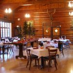 Dining at Gateway Lodge Restaurant